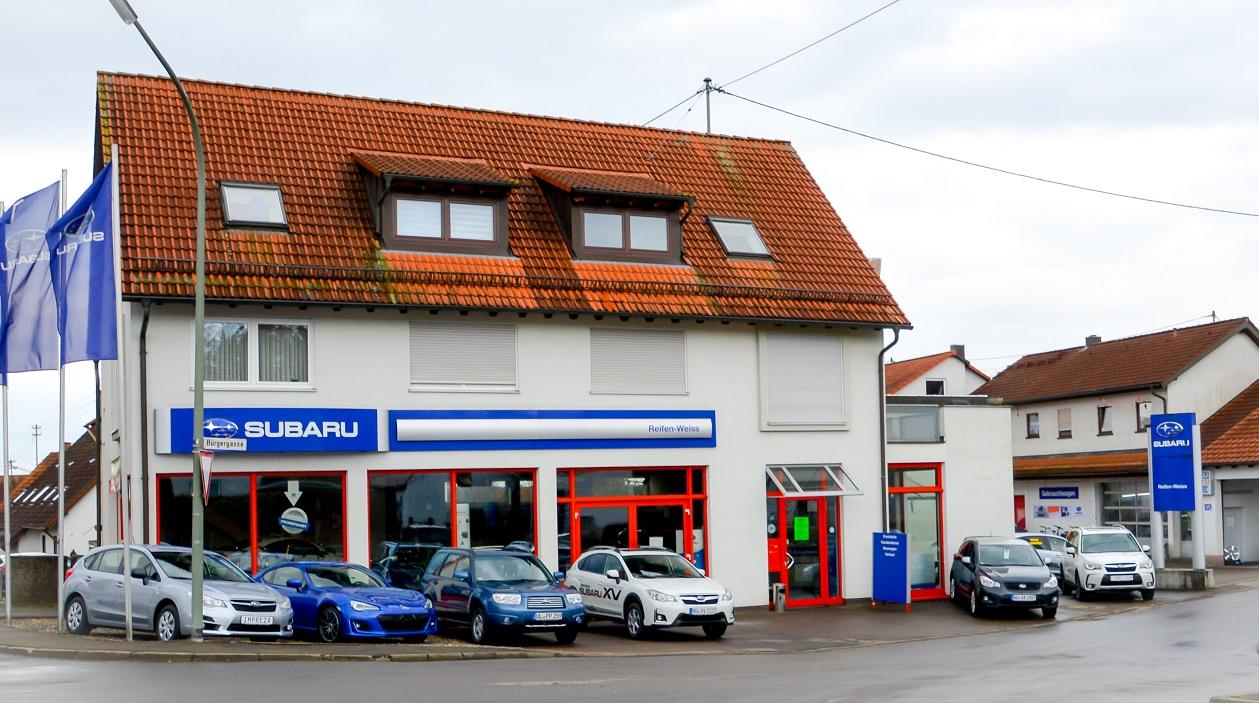 Autohaus Weiss Gmbh